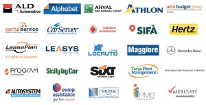 Leasing company driver Pirelli